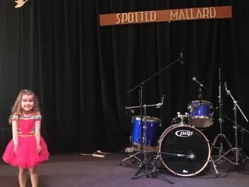 Spotted Mallard1