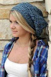 Head cover knit hat